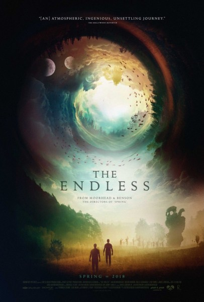 The Endless movie poster