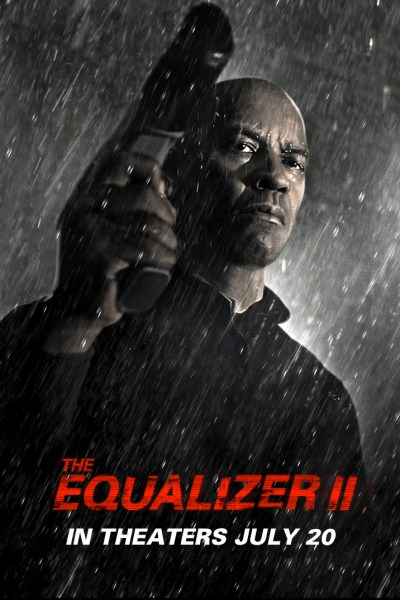 The Equalizer 2 New Poster
