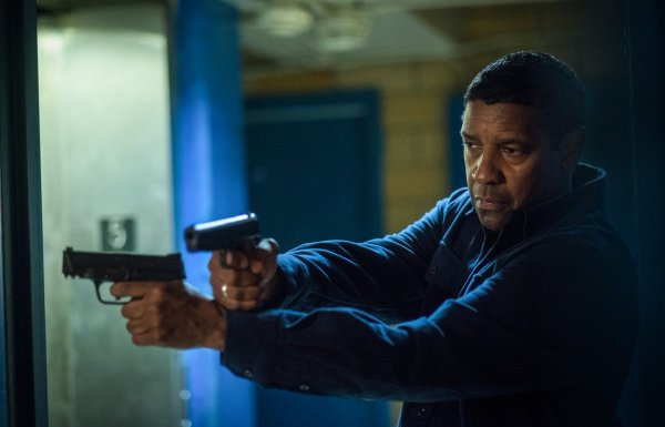The Equalizer 2 Movie - Denzel Washington