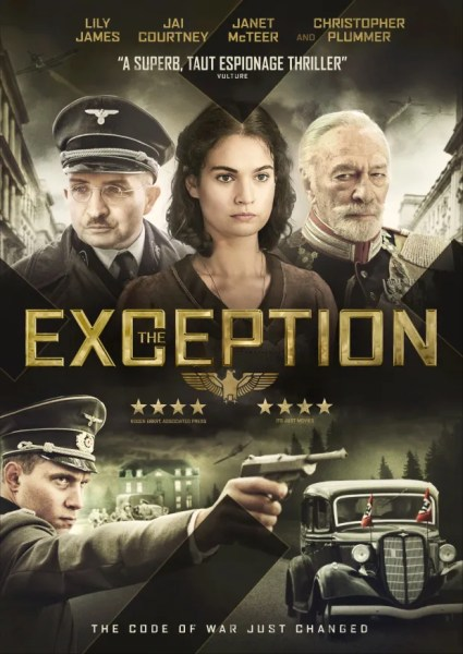The Exception Film Poster