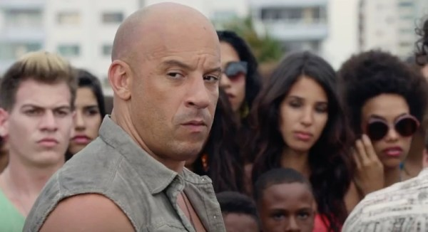 The Fate Of The Furious Movie - Fast And Furious 8