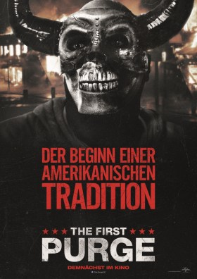 The First Purge Character Poster