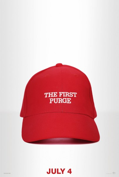 The First Purge Movie Teaser Poster