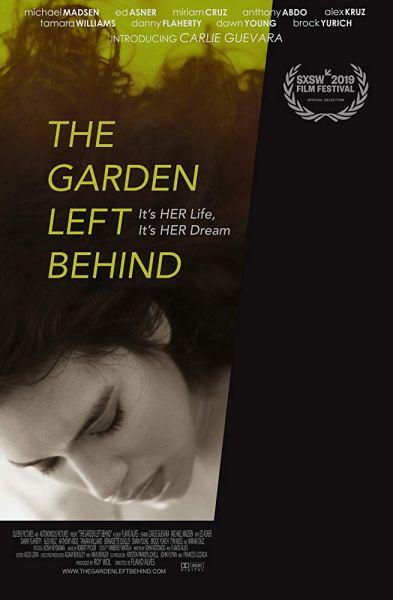 The Garden Left Behind Movie Poster