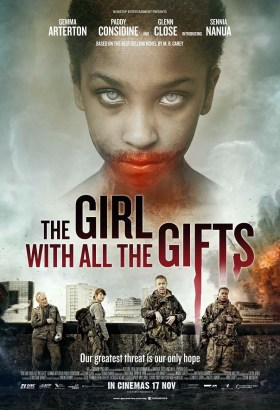 The Girl With All The Gifts Malaysia Poster