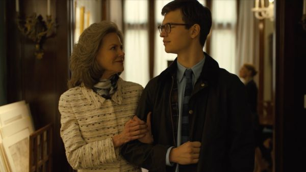 The Goldfinch Movie - Nicole Kidman And Ansel Elgort