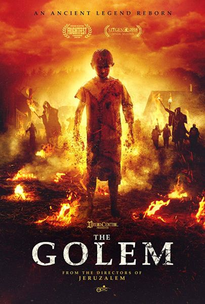 The Golem Movie Poster