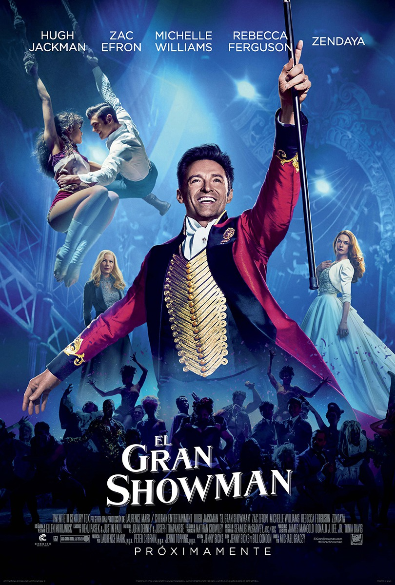 the greatest showman - photo #22