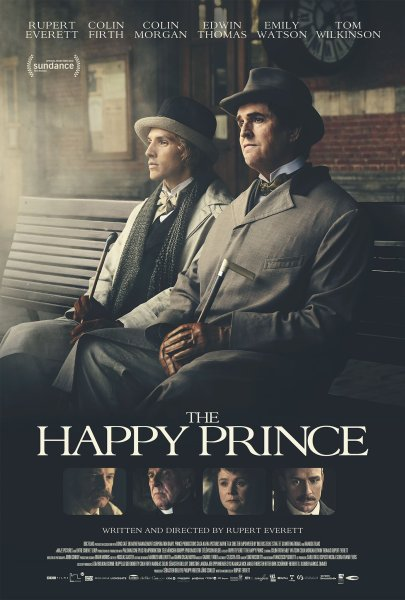 The Happy Prince Movie Poster