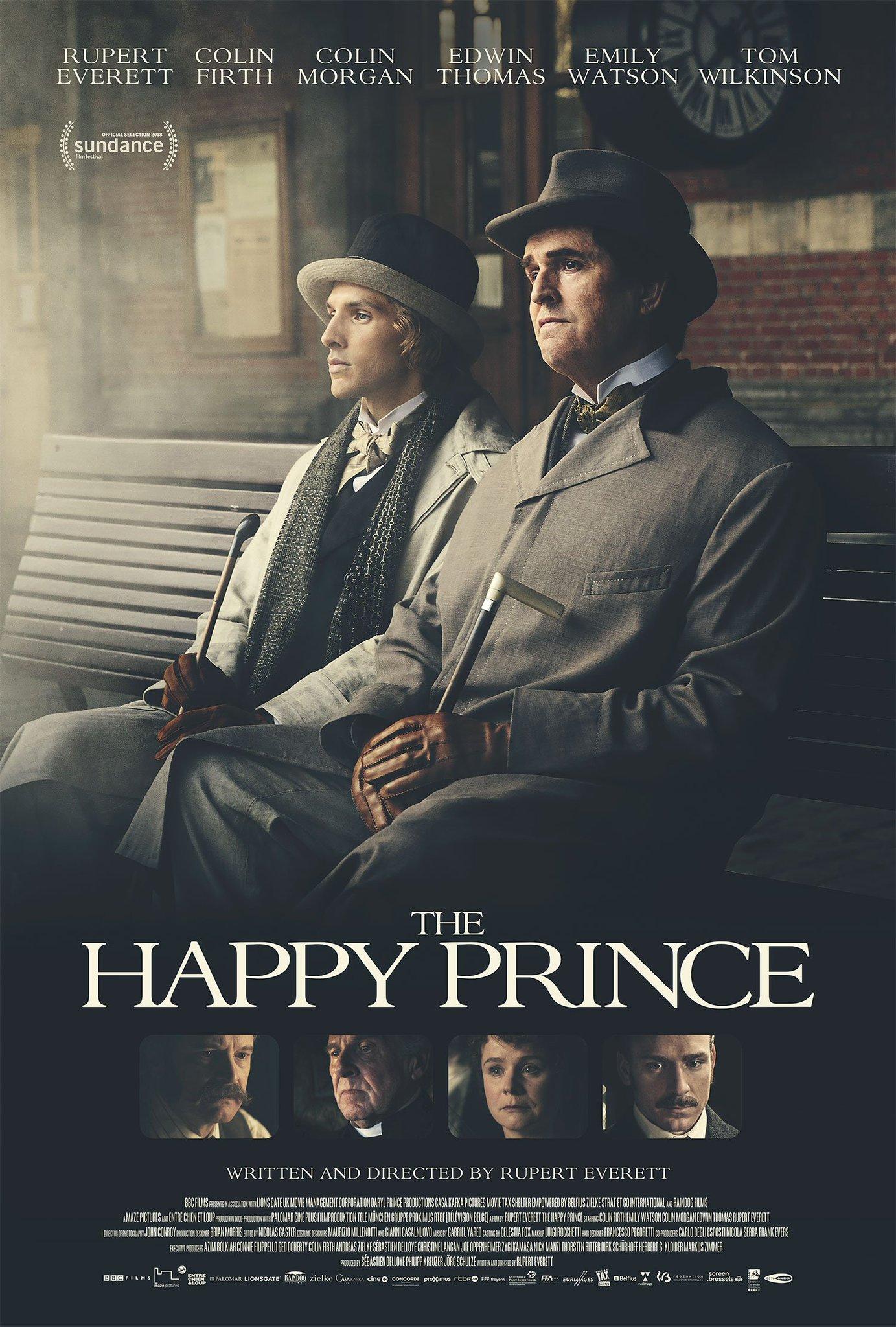 The Happy Prince Movie...