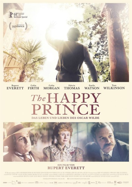 The Happy Prince New Poster