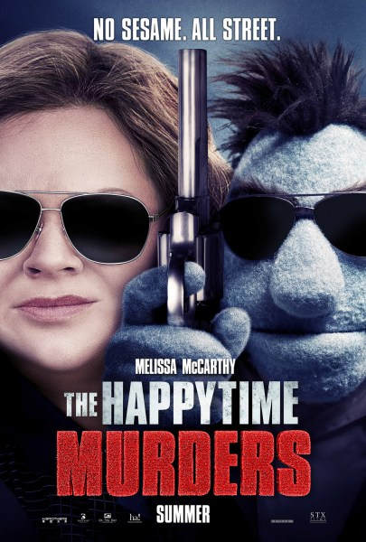The Happytime Murders Movie Poster