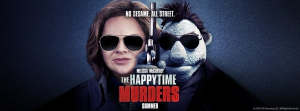 The Happytime Murders Movie