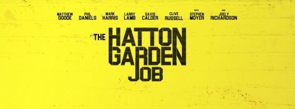 The Hatton Garden Job Movie