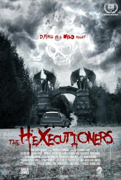 The Hexecutionrs movie poster