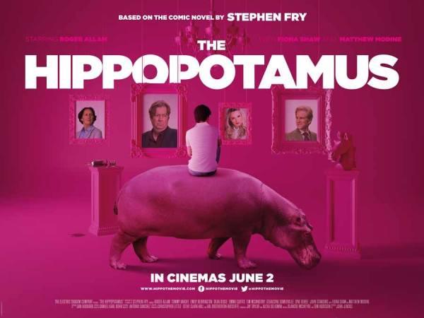The Hippopotamus New Banner