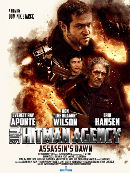 The Hitman Agency Movie Poster