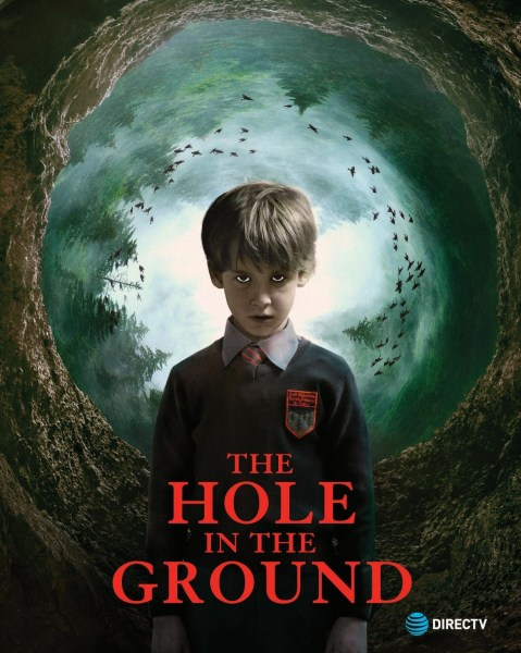 The Hole In The Ground Poster