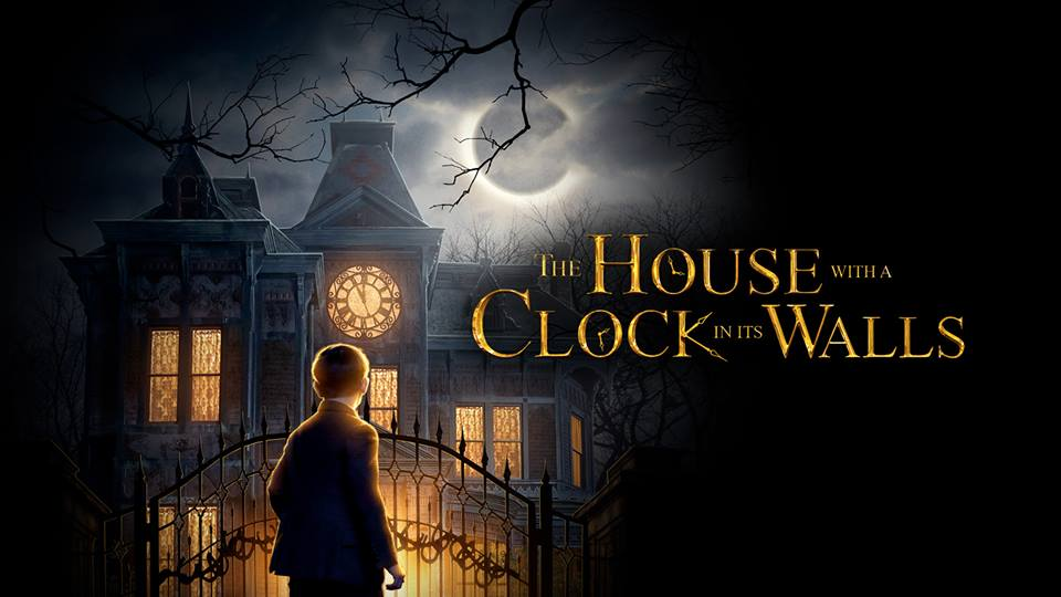 The house with a clock in its walls teaser trailer for The house with a clock in its walls movie