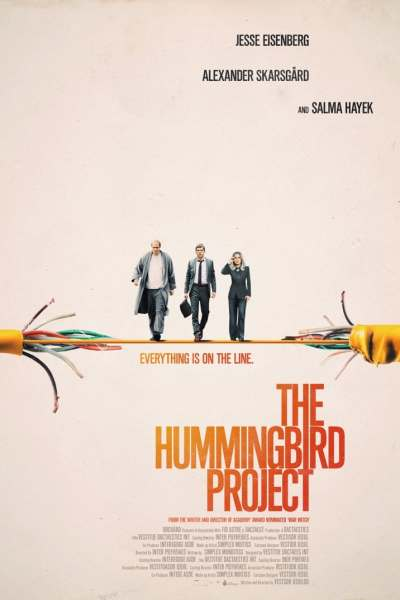 The Hummingbird Project US Poster