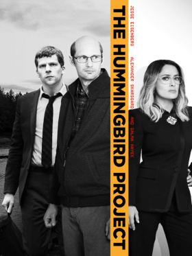 The Hummingbird Project New Poster