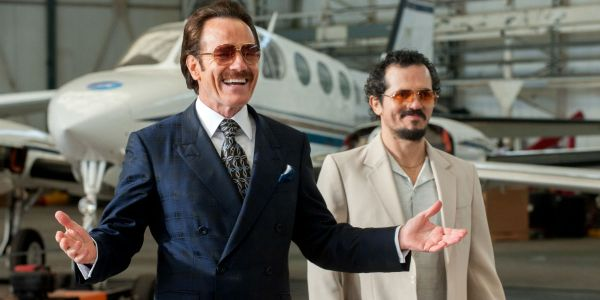 The Infiltrator Movie - Bryan Cranston and John Leguizamo
