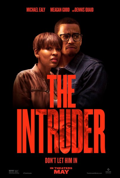 The Intruder New Film Poster