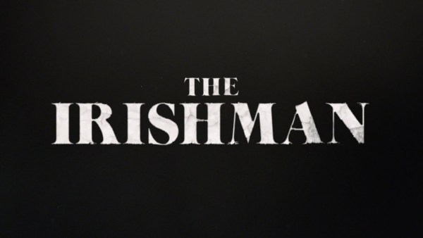 The Irishman Movie 2019