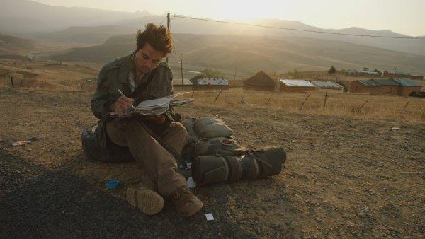 The Journey Is The Destination Movie - Ben Schnetzer
