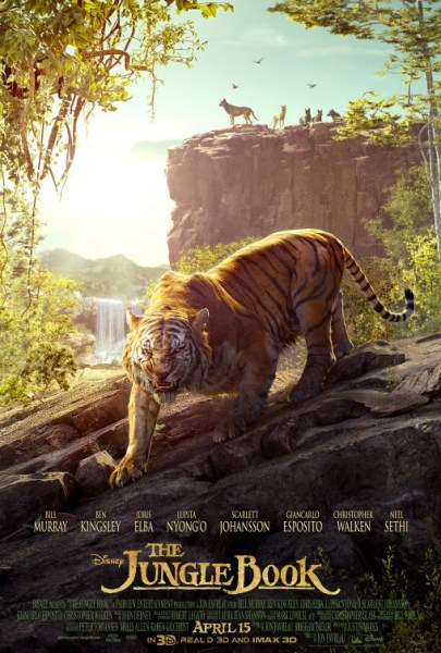 The Jungle Book - Shere Khan