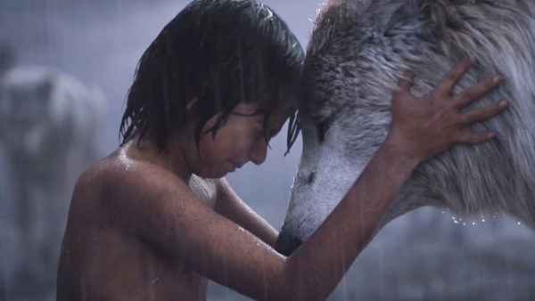The Jungle Book - Wolf