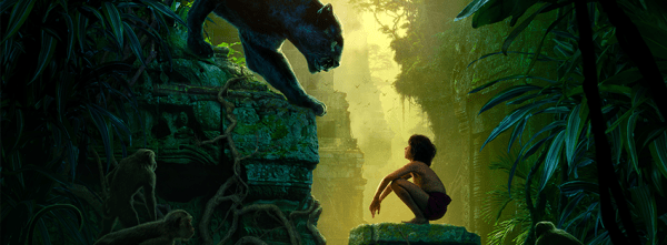 The Jungle Book - Mowgli and Bagheera
