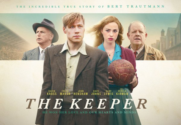 The Keeper UK Poster
