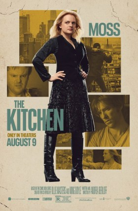 The Kitchen Movie - Elisabeth Moss