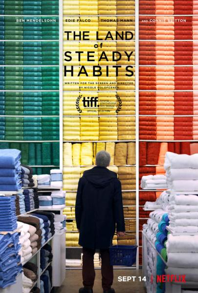 The Land Of Steady Habits Movie Poster