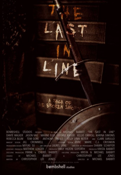 The Last In Line Poster