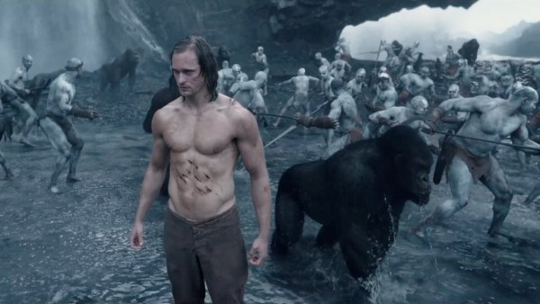 The Legend of Tarzan - July 2016 Movie