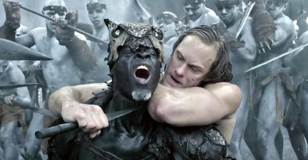 The Legend of Tarzan Movie - July 2016