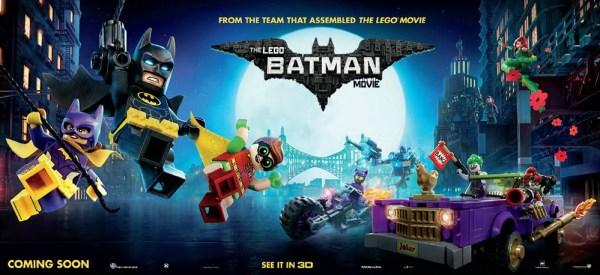 The Lego Batman Movie Banner