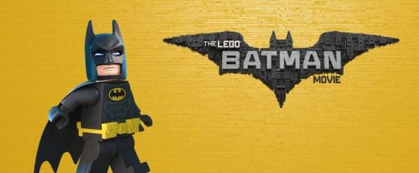 The Lego Batman Movie - February 2017