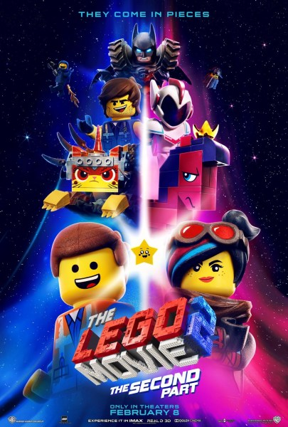 The Lego Movie 2 The Second Part Movie Poster
