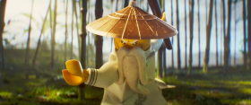 The Lego Ninjago Movie - Jackie Chan