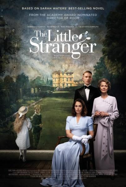 The Little Stranger New Film Poster
