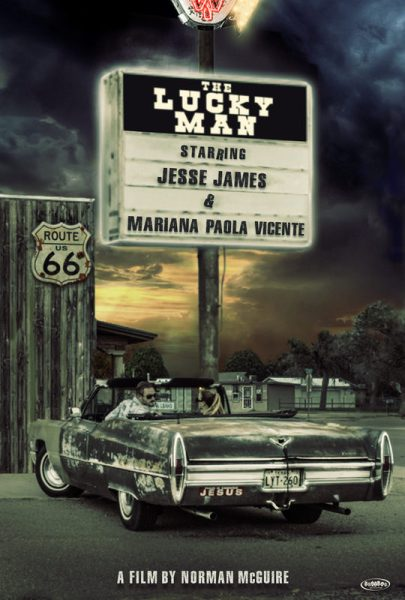 The Lucky Man Movie Poster