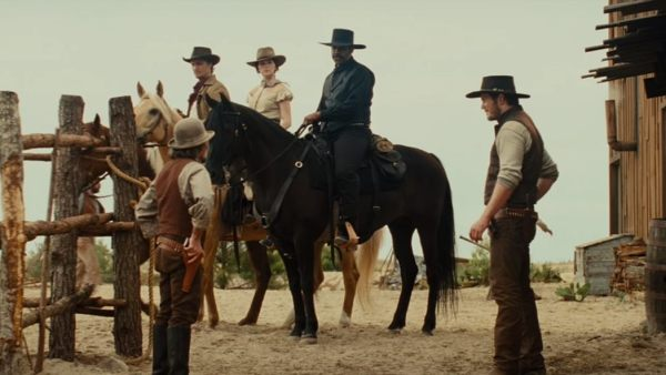 The Magnificent Seven - September 2016 movie