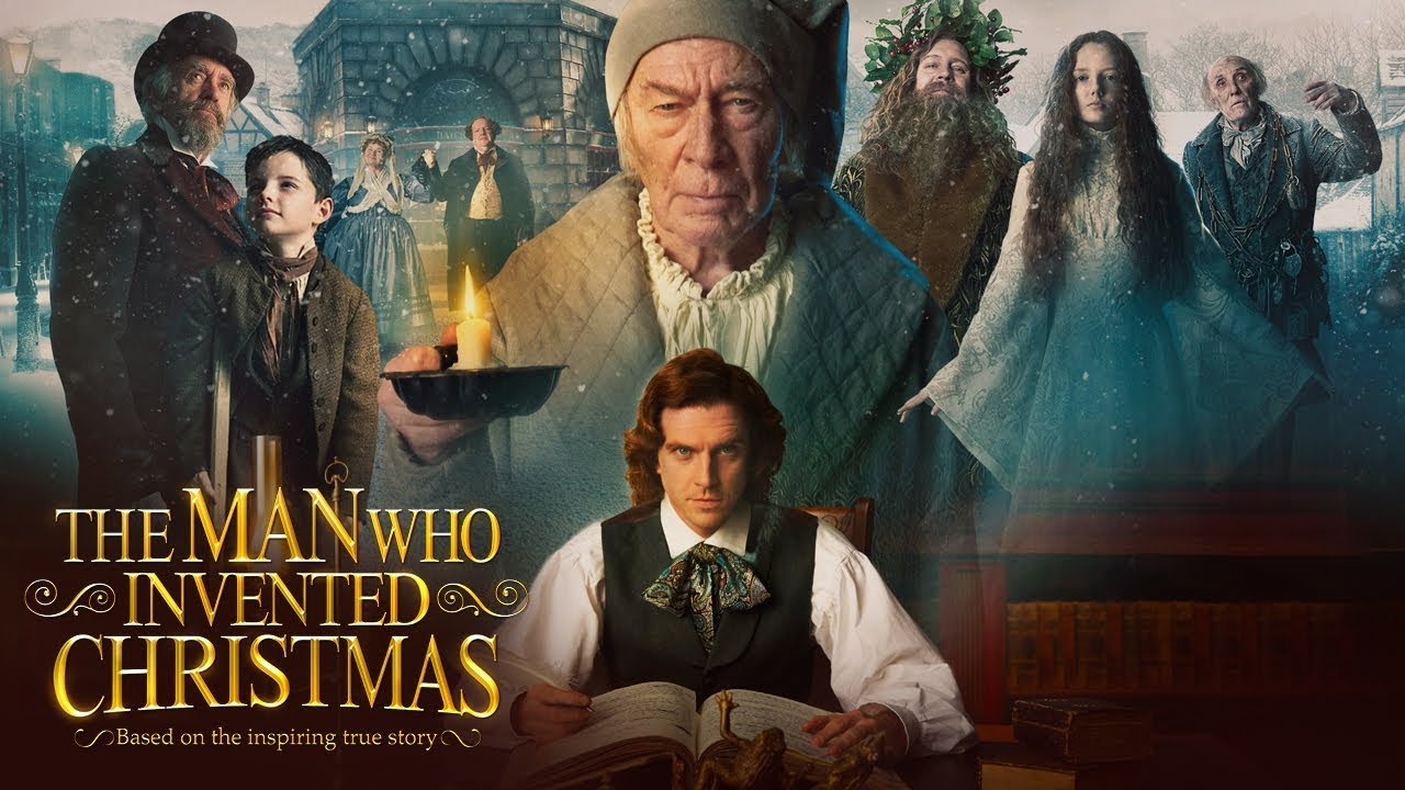 The Man Who Invented Christmas Trailer.The Man Who Invented Christmas Teaser Trailer