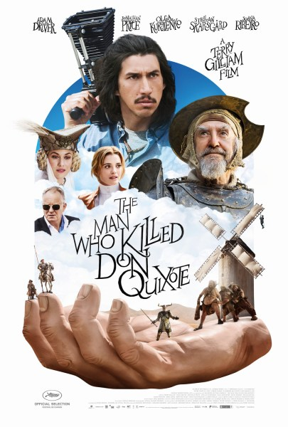 The Man Who Killed Don Quixote Film