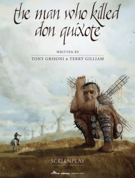 The Man Who Killed Don Quixote Teaser Poster