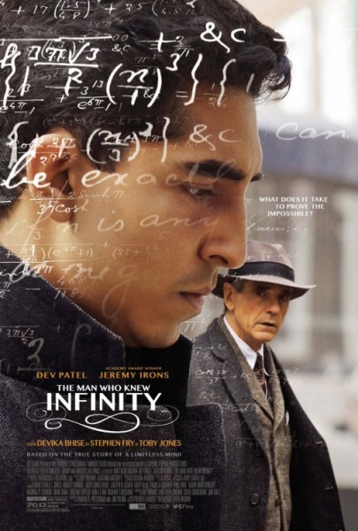 The Man who knew infinity new poster