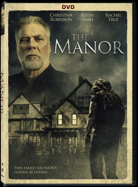 The Manor DVD Cover